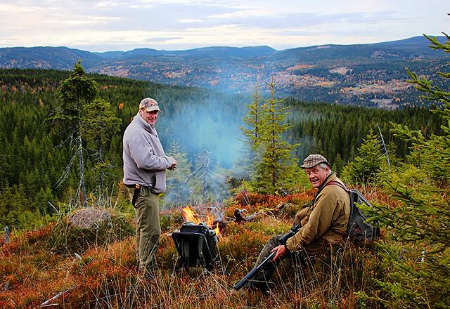 Utmark - jakt og fiske i Hurdal