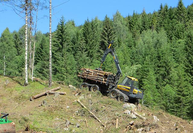 Hurdal skogsdrift